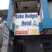 Cebu: Where we stayed (Cebu Budget) Tropical Hostel