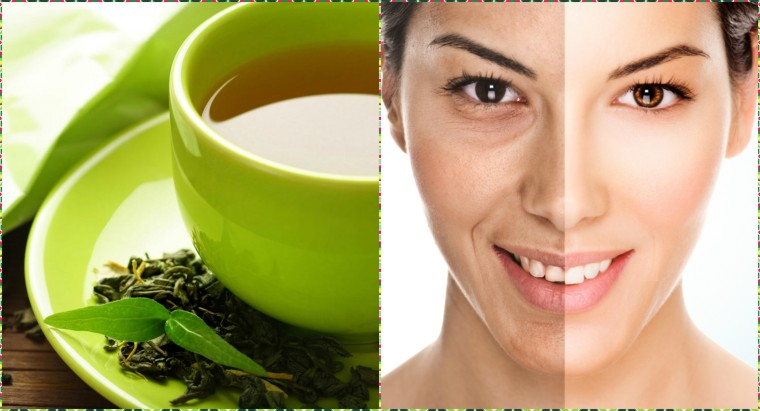 Green-tea-anti-age-benefits